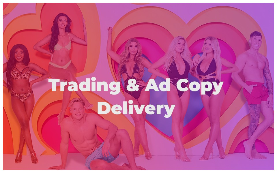 Trading & Ad Copy Delivery